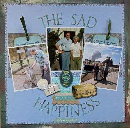 Sad-happiness
