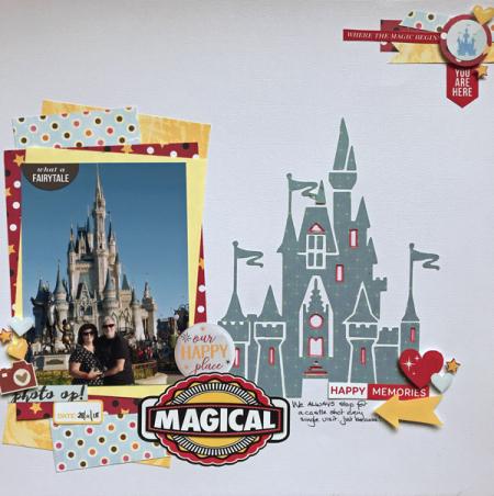 Castle-shot