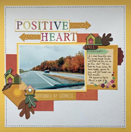 Positive-heart