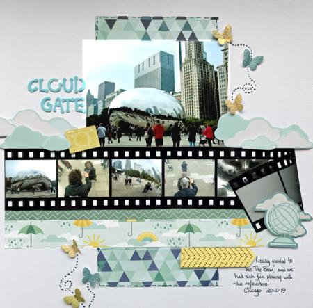 Cloud-gate