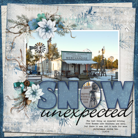 SNOW-UNEXPECTED