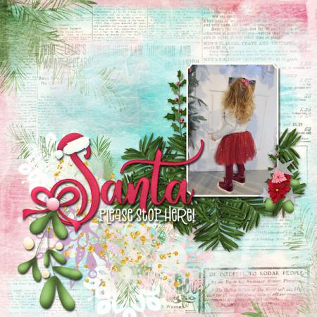 Santa-stop-Fayette