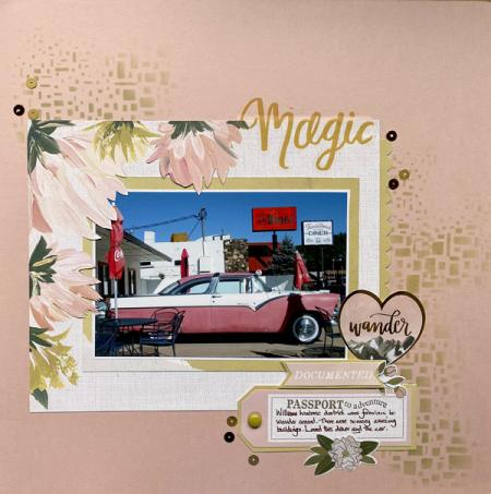 Pink-diner