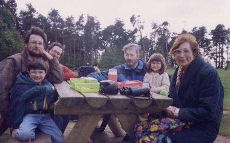 All at picnic