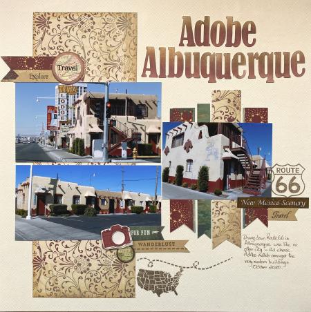 Adobe albuquerque