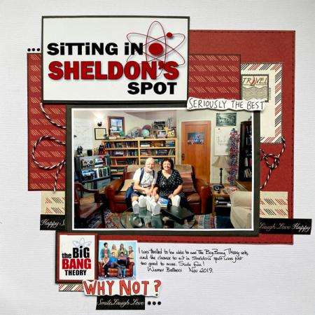 Sheldon's-spot
