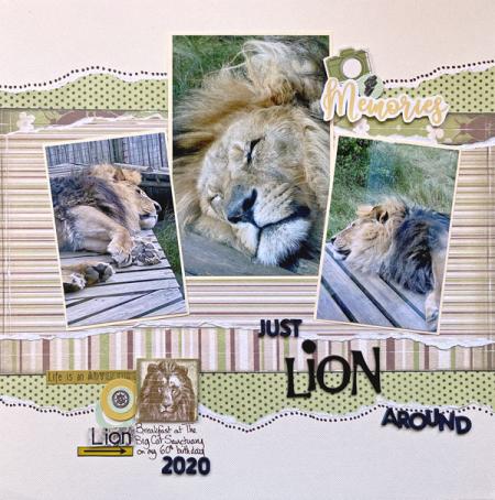 Lion-around