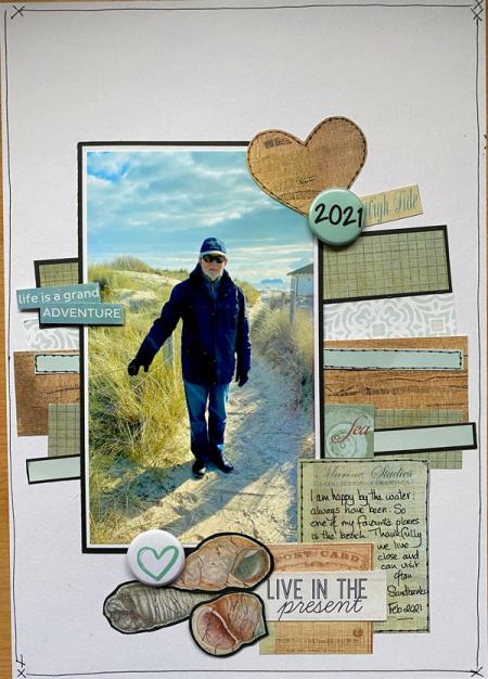 Sandbanks-walk