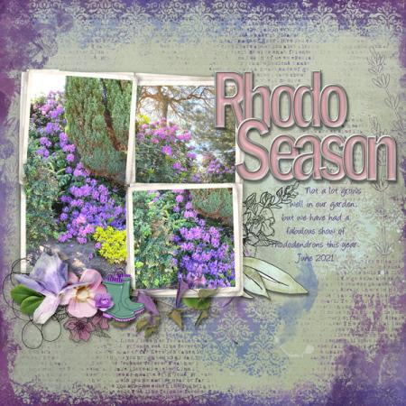 Rhodo-season