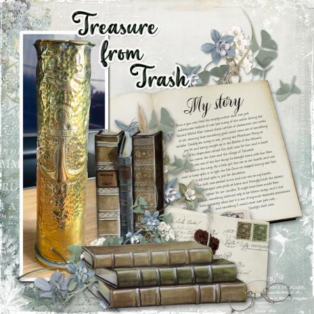 Treasure-from-trash
