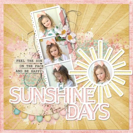 SUNSHINE DAYS copy