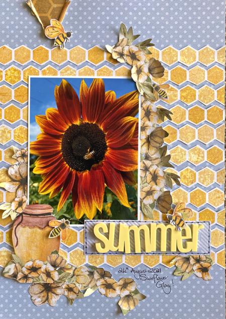 Summer-sunflowers