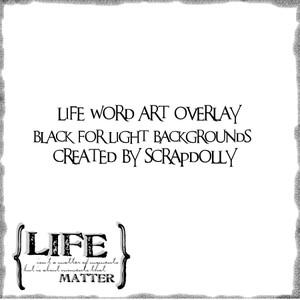 Life_word_art_frame