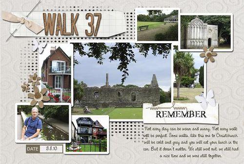 37 walk