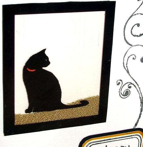 Cat card close
