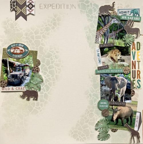 Adventure-animal-kingdom
