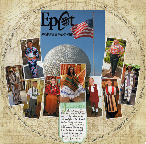 Epcot ambassadors