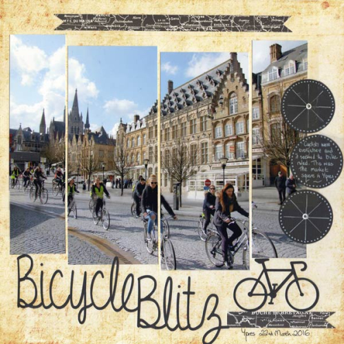 Bicycle-blitz