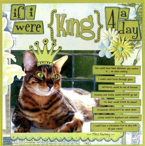 a King_for_a_day