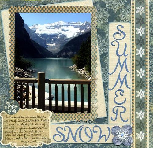 canada Summer_snow