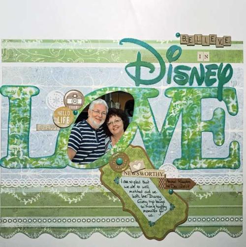 Disney-love