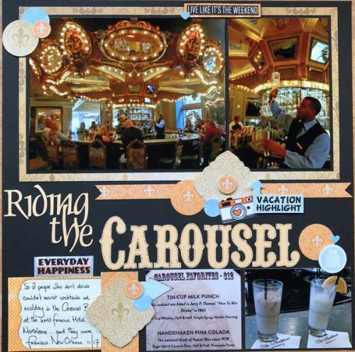 Nu carousel