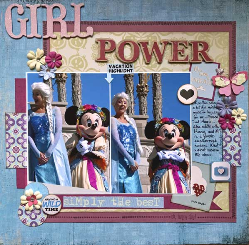 Nu girl-power
