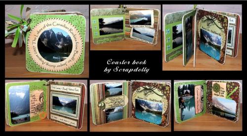 Coaster book all